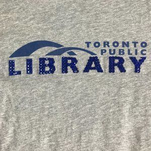 Toronto Public Library Custom Made. Bedazzled.